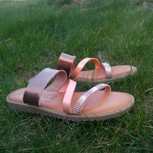 Blowfish Slide Sandals
